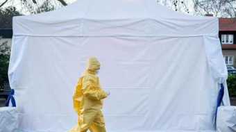 Coronavirus testing tents to pop up across Tbilisi