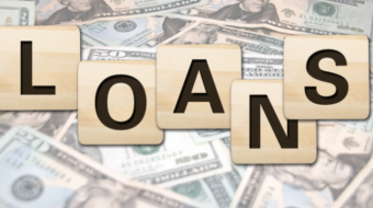 Volume of overdue loans up in October