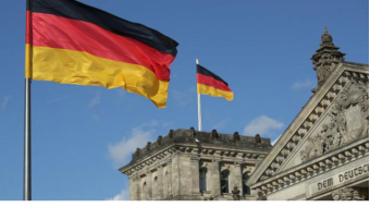 German economy shrank 5% in pandemic year 2020