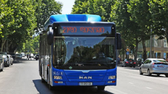 Public transport to be allowed to  reopen in Tbilisi in  March 1