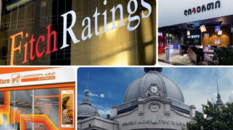 Fitch Downgrades 3 Georgian Banks' Support Ratings