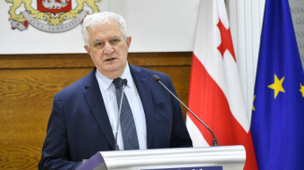 NCDC transferred $ 575,000 to Covax platform today, the first batch of vaccines from the Covax platform will arrive this month, says Amiran Gamkrelidze