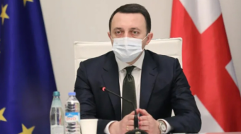 Georgia's PM tests positive for coronavirus