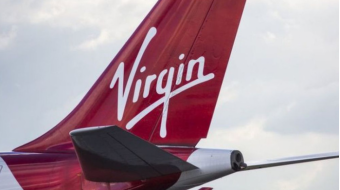 Virgin Atlantic expects corporate travel will be 20 per cent lower over the next two years compared with pre-pandemic levels