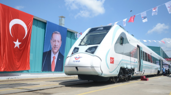 Turkey aims to have 16,700 km railway network by 2023