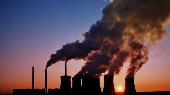 Carbon Dioxide in Atmosphere Hits Record High