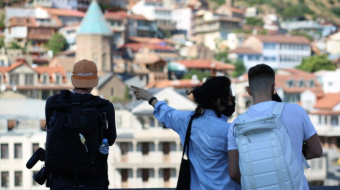 National Tourism Administration: The number of tourist arrivals increased by 222.8% in April-May