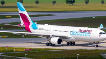 Eurowings Discover to fly 11 aircraft under own AOC