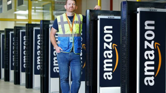 Amazon pledges to hire 100,000 US veterans and military spouses by 2024