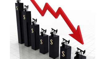 Oil prices fall