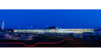 Passenger traffic  at Kutaisi International Airport rebounds  by 50%, flights by 70% in July