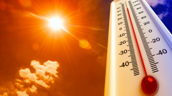 World now sees twice as many days over 50C
