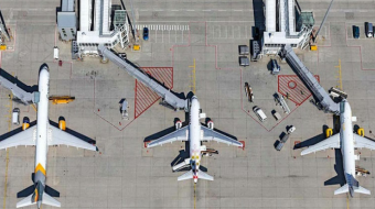 EU flights recovered this summer but still lag pre-COVID levels