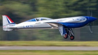Rolls-Royce's all-electric aircraft completes maiden flight  in UK