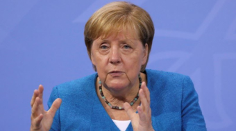 Merkel warns of 'centrifugal forces' in EU, calls for unity
