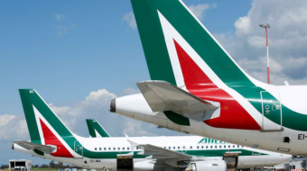 Alitalia Makes Its Final Flights, But the Name Will Remain